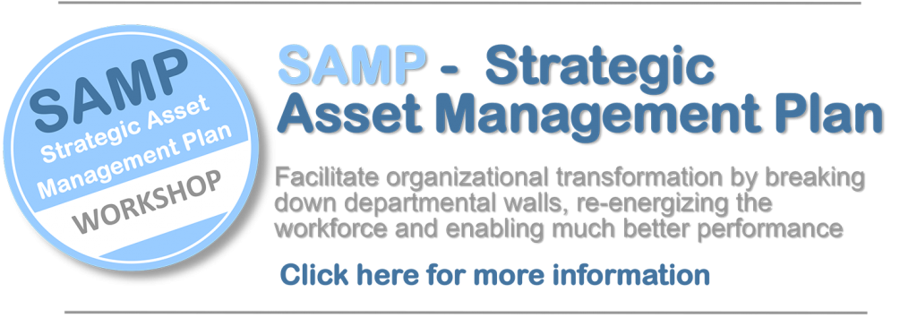 SAMP - Strategic Asset Management Plan