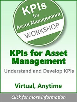 Asset Management KPIs