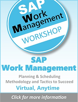 SAP Work Management