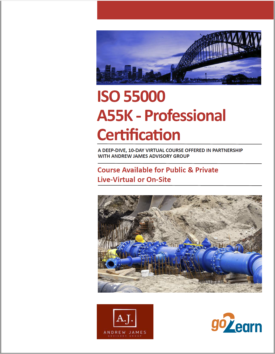 A55K - Professional Certification